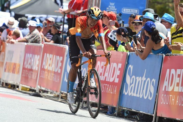 Route - Santiago Buitrago : «Quand j'ai signé, je n'y croyais pas...»