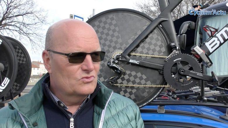 Route - Bjarne Riis : 'NTT Pro Cycling sera une armée à la reprise'