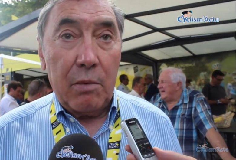 Route - Eddy Merckx : «Le Tour d'Italie n'a pas été respecté»