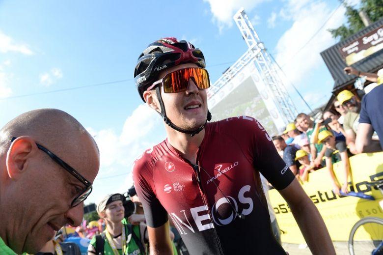 Tour de France - Pavel Sivakov : «Le Tour c'est toujours mon objectif»