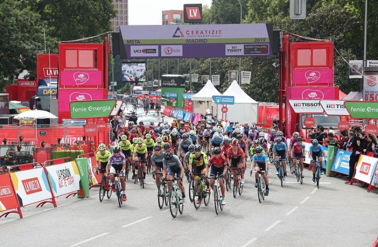 Challenge by La Vuelta - L'épreuve se tiendra sur trois jours
