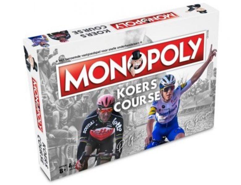 Jeu - Une version cyclisme du Monopoly a été créée en Belgique