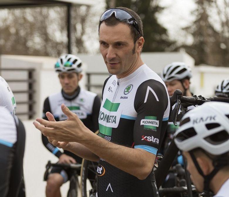 Route - Basso : «Nous nous projetons sur une saison de seize mois»