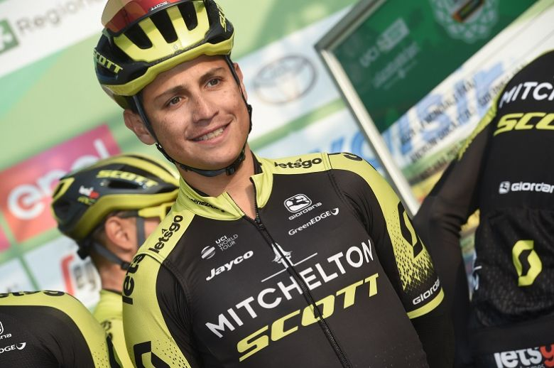 Tour de France - Esteban Chaves : «J'espère gagner un jour le Tour»