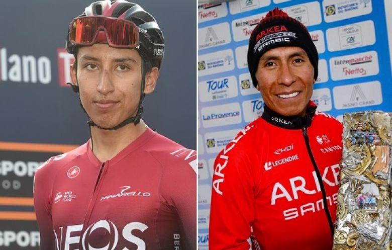 Route - Bernal, Quintana... ils devraient pouvoir rentrer en Europe