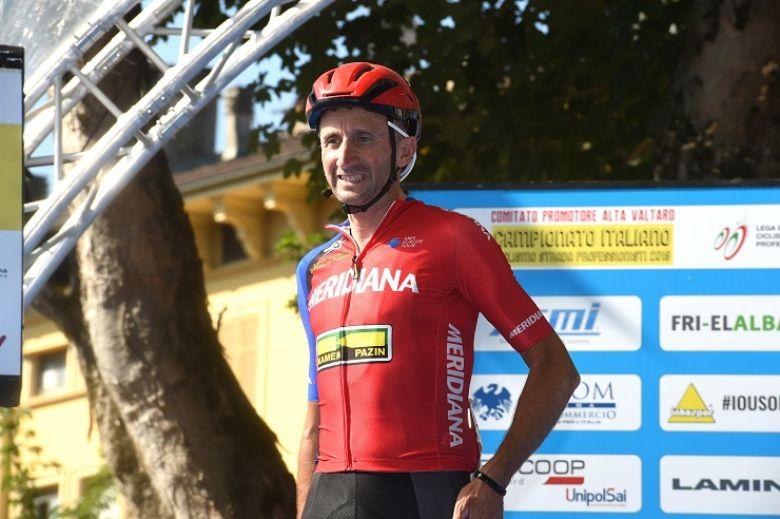 Route - Rebellin : «Ce serait un rêve de porter le maillot tricolore»