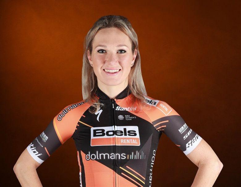 Route - Amy Pieters prolonge de deux ans avec Boels-Dolmans