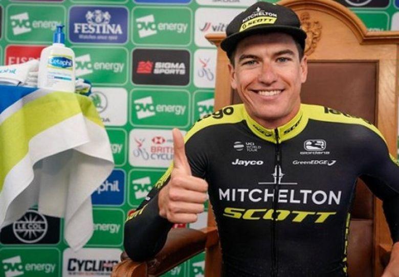Tour d'Italie - Affini : 'Le Giro serait une grande opportunité'