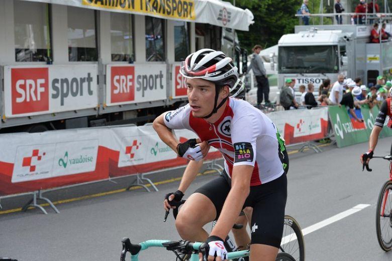 E-Sport - Simon Pellaud a gagné une course virtuelle en Colombie