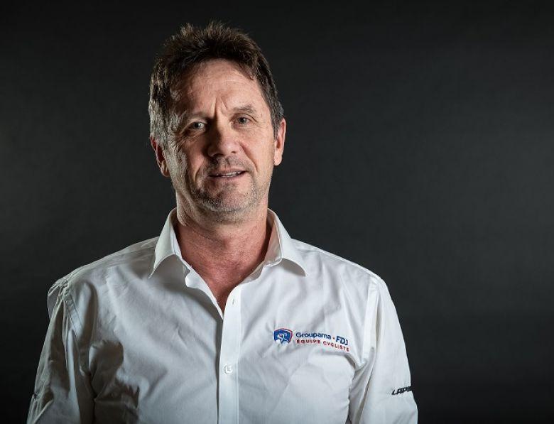 Route - Frédéric Grappe : «La baisse de forme n'est pas dramatique»