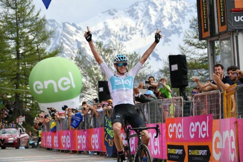 Rétro Giro - Le 25 mai 2018, Chris Froome renversait le 101e Giro
