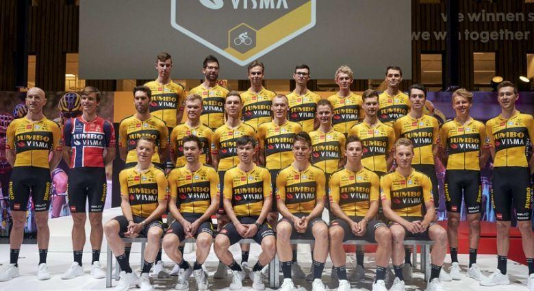Route - Partenariat entre l'équipe Jumbo-Visma et Limburg Cycling