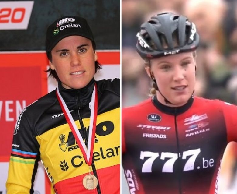 Cyclo-cross - Sanne Cant et Annemarie Worst prolongent leur contrat