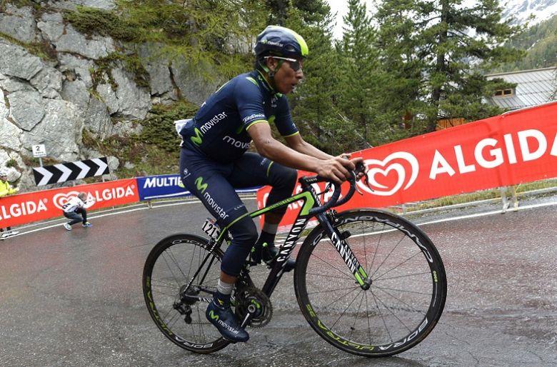 Rétro Giro - En 2014, Nairo Quintana domptait la neige et le Stelvio