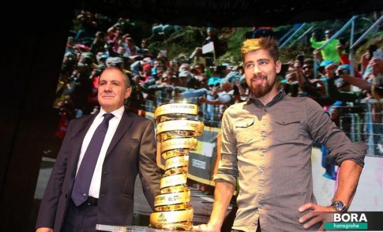 Tour d'Italie - Peter Sagan finalement absent du 103e Tour d'Italie ?