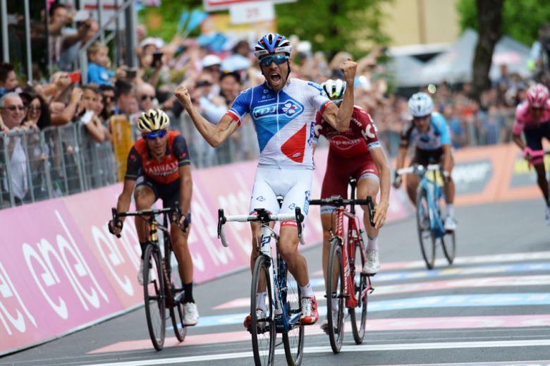 Rétro Giro - Il y a 3 ans... Thibaut Pinot triomphait à Asiago !