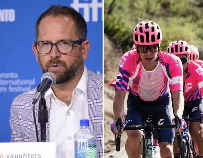 Route - Jonathan Vaughters : «EF ne va pas quitter le vélo»