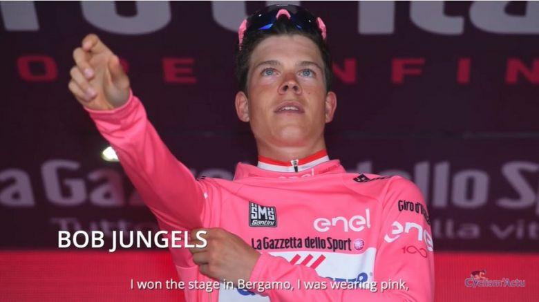 Tour d'Italie - L'émotion du Giro contée par la Deceuninck-Quick Step