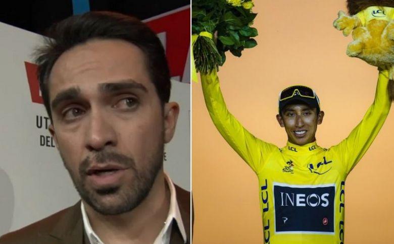 Route - Contador : «Le doublé Giro-Tour, Bernal peut le faire en 2021»