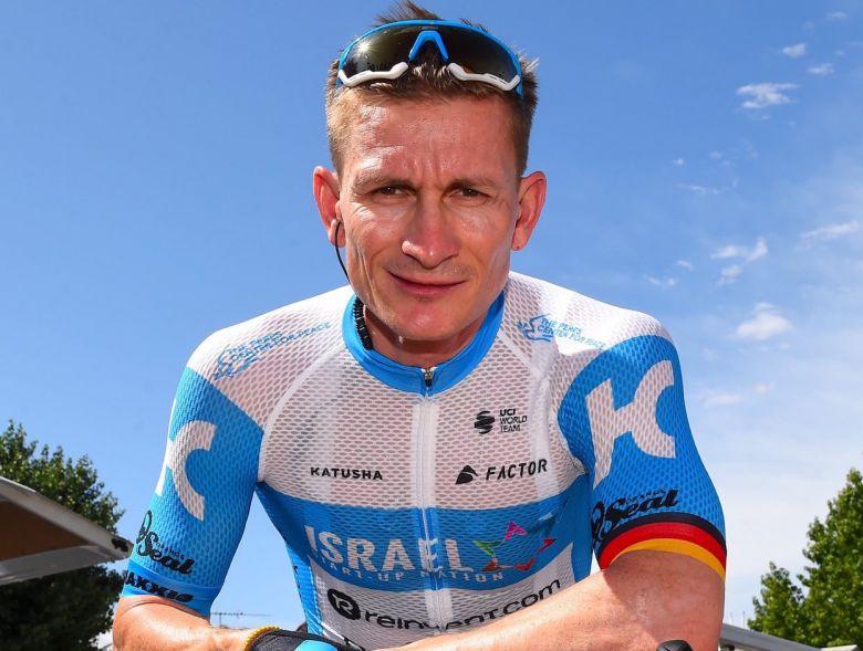 Route - André Greipel «veut finir sa carrière sur une saison pleine»