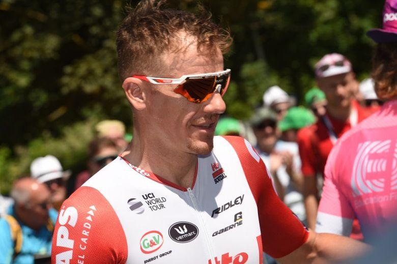 Tour de France - Adam Hansen : «Le Tour, c'est très commercial»
