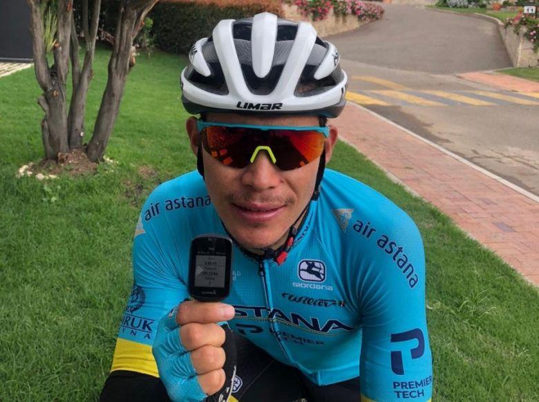Route - Lopez : «Il faut un mental fort pour rester motivé»