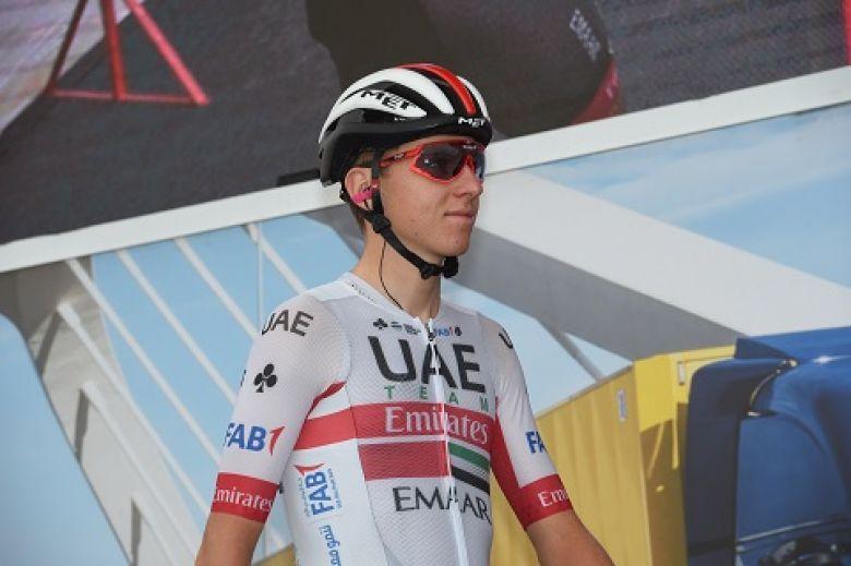 Tour de France - Tadej Pogacar : «C'est trop tôt pour le général»