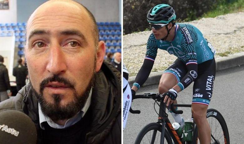 Route - Pineau : «Arthur Vichot a de nouveau eu un problème viral»