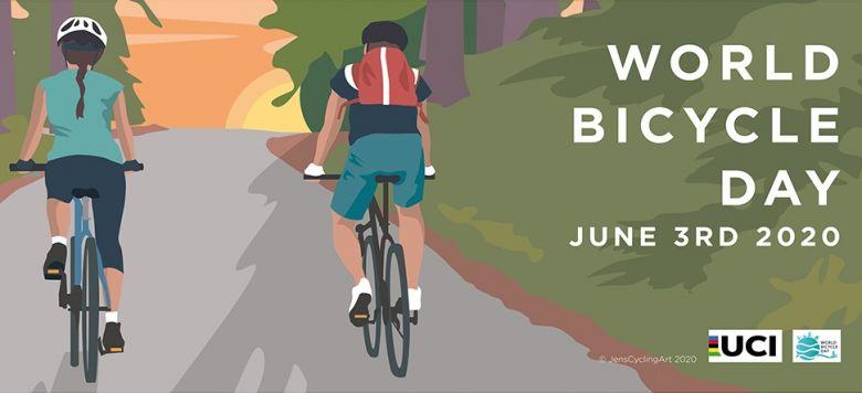 Route - Froome, Campenaerts... honorent la Journée Mondiale du vélo