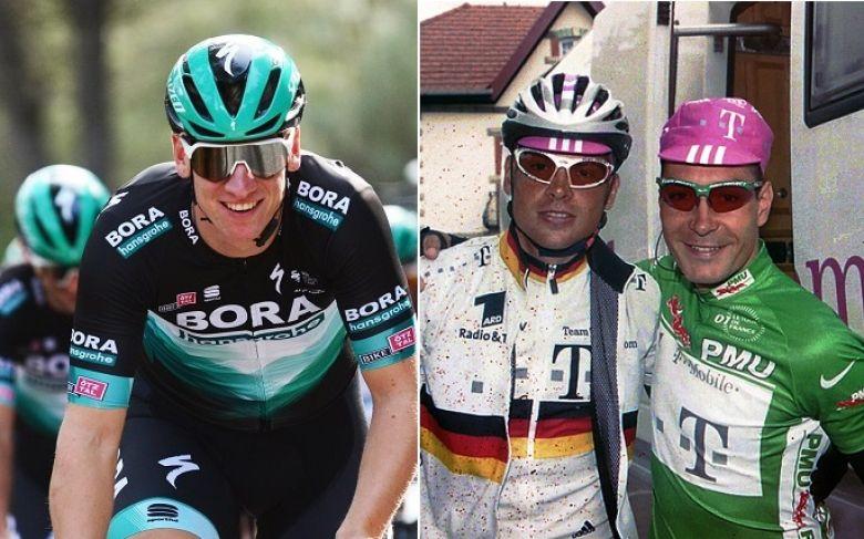 Route - Ackermann : «Enfant, j'ai grandi avec Jan Ullrich et Zabel»