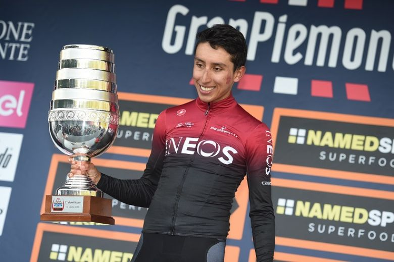 Tour d'Italie - Egan Bernal : «Je viserai le Tour d'Italie en 2021»