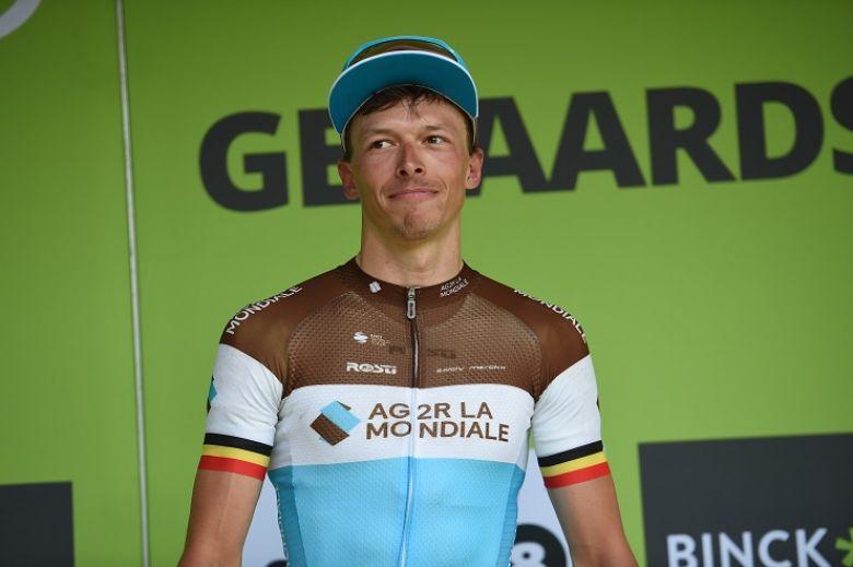 Route - Patrick Lefevere : «Nous étions intéressés par Oliver Naesen»