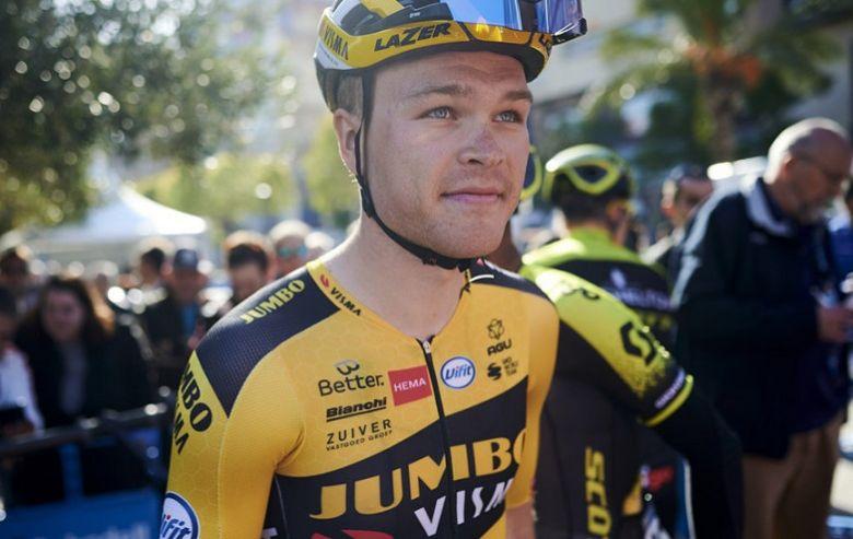 Tour de France - Tobias Foss : «Mon but ultime est de gagner le Tour»