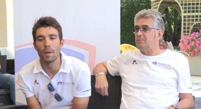 Tour de France - Marc Madiot : «Aller chercher le Tour avec Pinot»