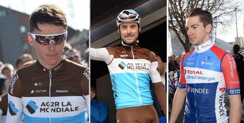 Route - Bardet, Turgis, Latour... : Top 10 des Bleus en fin de contrat
