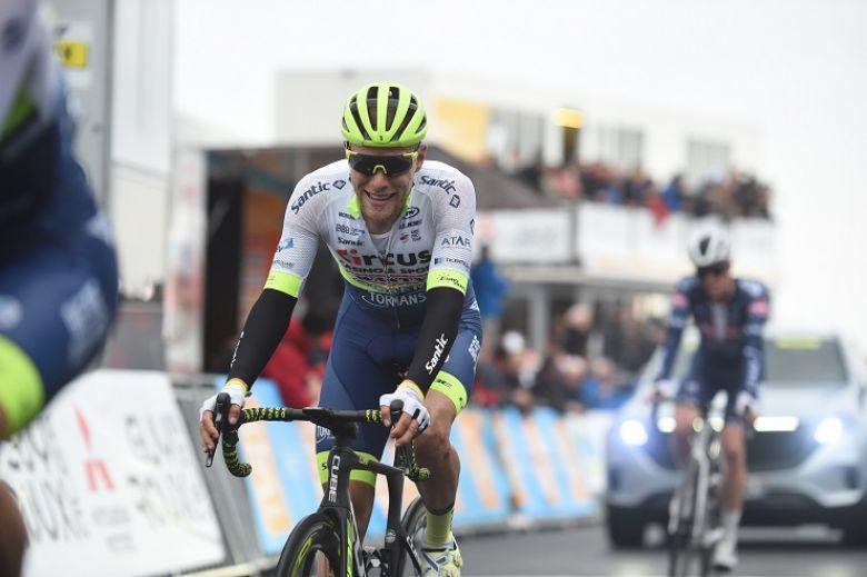Route - Xandro Meurisse : «Je veux signer dans une équipe WorldTour»