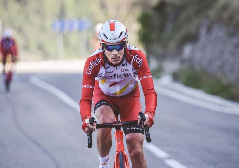 Tour de France - Guillaume Martin : «Je vais jouer le général»