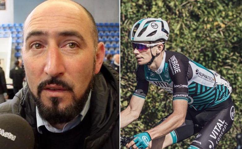 Route - Pineau : «Maxime Chevalier visera très haut dans le futur»