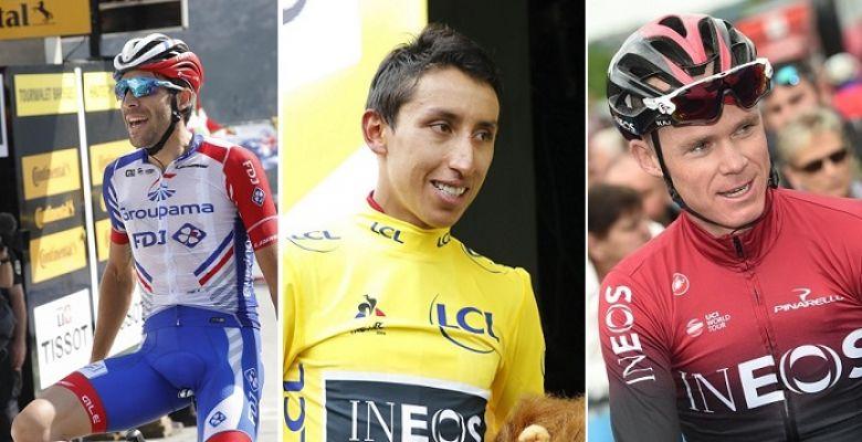 Tour de France - Les sélections & présélections pour le Tour de France
