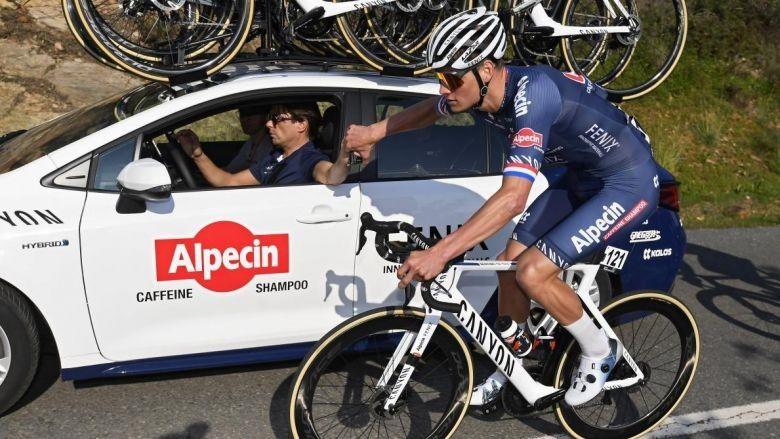 Route - Mathieu van der Poel au départ du Tour de Lombardie ?