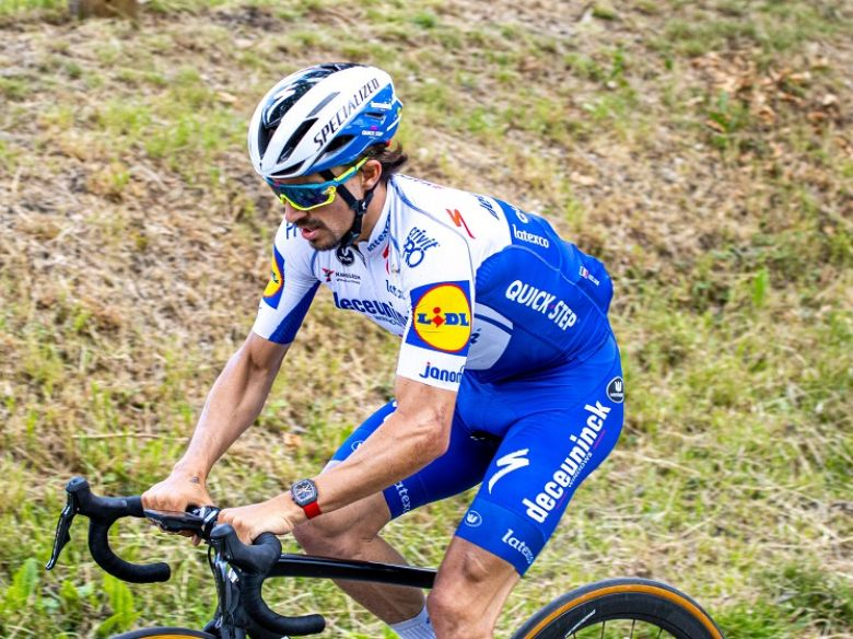 Tour des Flandres - Julian Alaphilippe «a hâte d'être dans 4 mois»