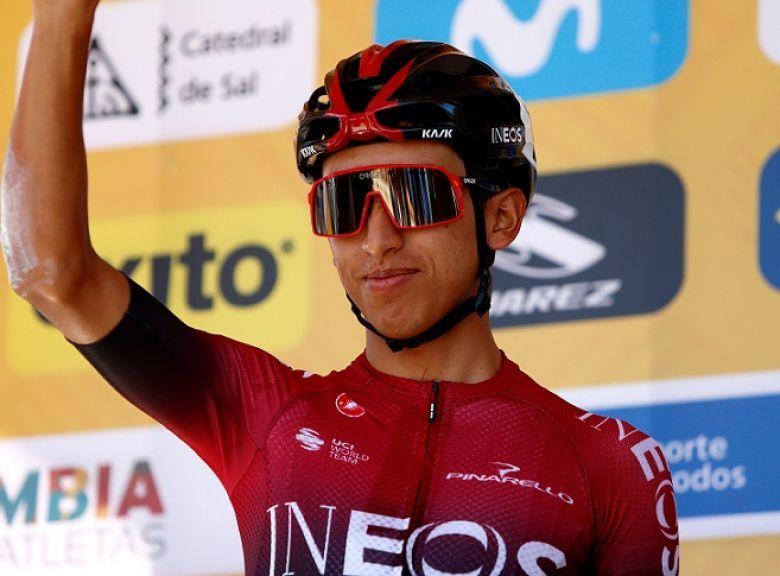 Tour de France - Egan Bernal opterait pour un programme «français»