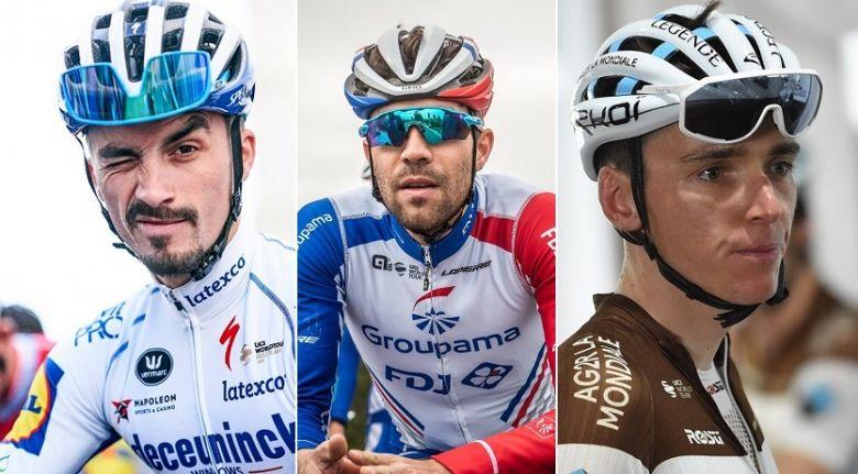 Tour de France - Alaphilippe, Pinot, Bardet... : quels objectifs ?