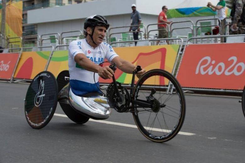 Paracyclisme - Pronostic «toujours réservé» pour Alex Zanardi