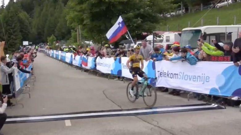 Chpts Slovénie - Primoz Roglic sacré devant Tadej Pogacar, Mohoric 3e