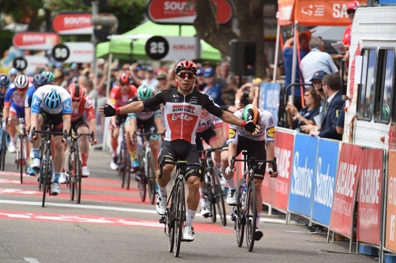 Tour de France - La Lotto-Soudal autour de Gilbert, Ewan et Degenkolb