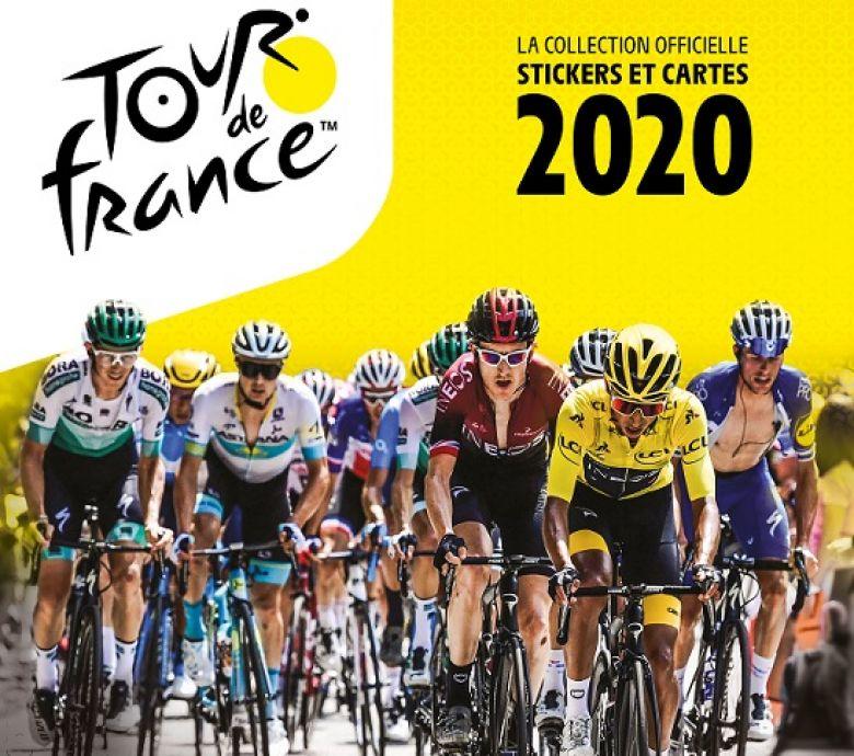 Tour de France - L'album Panini de ce Tour et l'hommage à Poulidor