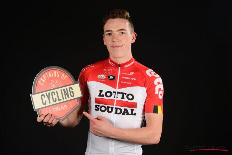 Transfert - Le Belge Stan Dewulf en partance pour AG2R La Mondiale ?