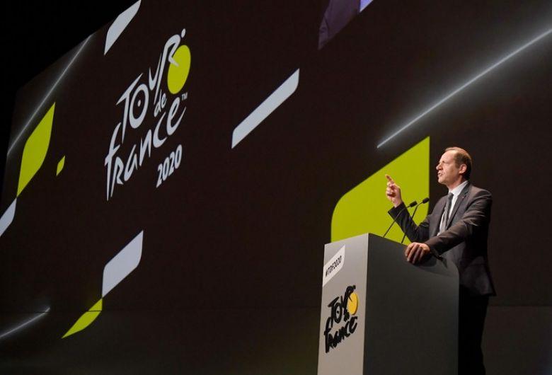 Tour de France - Prudhomme : «Le public pourra venir sur le Tour mais»
