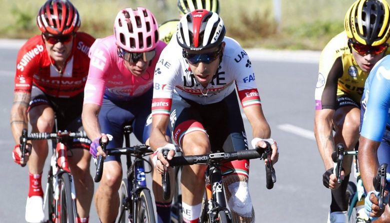 Route - Fabio Aru : «Je sais ce que je peux faire dans ce sport»